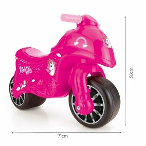 My First Motor Dolu Unicorn Pink