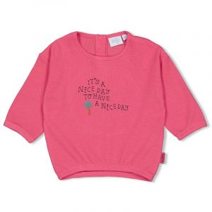 Sweater Feetje FECME21 Little Thing Called Love All-Over Roze