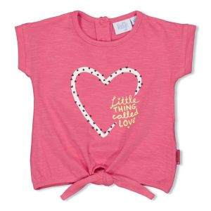 Shirt Feetje FECME21 Nice Day Little Thing Called Love Roze