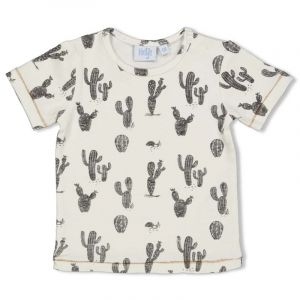 Shirt Feetje FECME21 Looking Sharp All-over Cactus