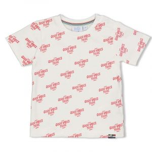 Shirt Feetje FECME21 Playground Fast Wit