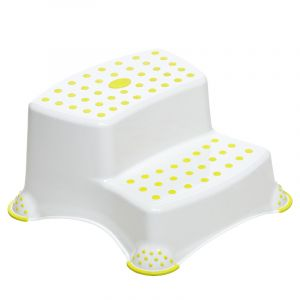 Opstapje Safety 1st. Double White / Lime
