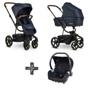 Easywalker Harvey³ Premium Sapphire Blue & Autostoel