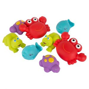 Badspeelgoed Playgro Floating Sea Friends Boy