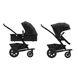 Kinderwagen Joolz Geo2 Brilliant Black + Gratis Wipstoel