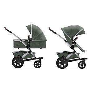 Kinderwagen Joolz Geo2 Marvellous Green + Gratis Wipstoel