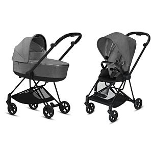 Kinderwagen Cybex Mios PLUS Manhattan Grey / Mid grey