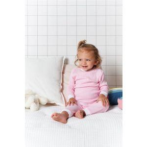 Set van 2 Feetje Pyjama'a Wafel Pink Maat 56 t/m 128