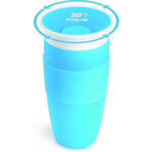 Antilekbeker Munchkin Miracle Sippy Cup Big Blue 414ml