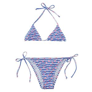 Bikini Slipstop Stripe