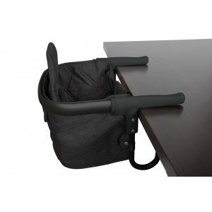 Tafelhangstoel Topmark Alu Rafi Black