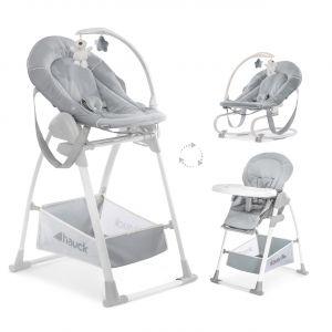 Kinderstoel Hauck Sit 'n Relax 3in1 Stretch Grey