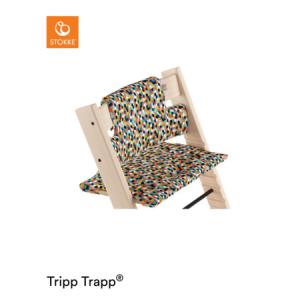 Stoelverkleiner Stokke® Tripp Trapp® Classic Honeycomb Happy