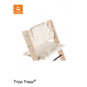 Stoelverkleiner Stokke® Tripp Trapp® Geometric Red