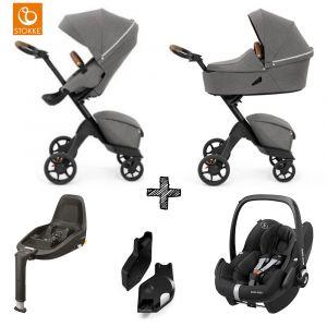 Kinderwagen Stokke® Xplory® X Modern Grey