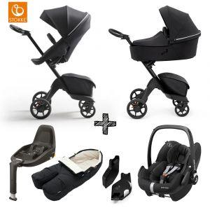 Kinderwagen Stokke® Xplory® X Rich Black