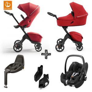 Kinderwagen Stokke® Xplory® X Ruby Red