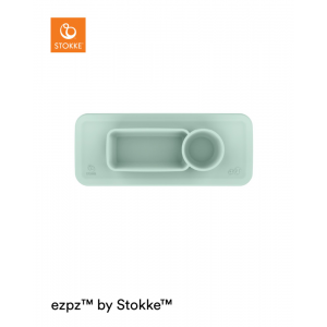 Placemat Stokke® Eetblad Tray Soft Mint voor Clikk