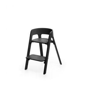 Kinderstoel Stokke® Steps 49706 Black/Black