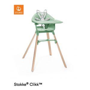 Kinderstoel Stokke® Clikk Clover Green