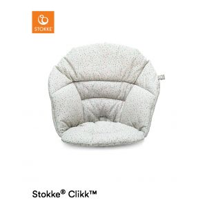 Stoelverkleiner Stokke® Clikk Soft Grey Sprinkles