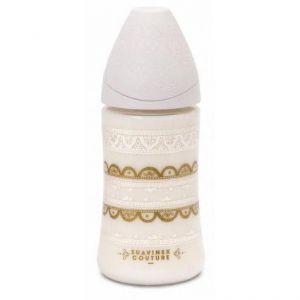 Fles Suavinex Haute Couture Grey 270ml