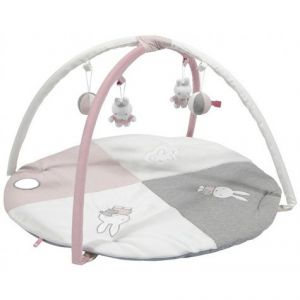 Speelkleed Nijntje Pink Baby Rib