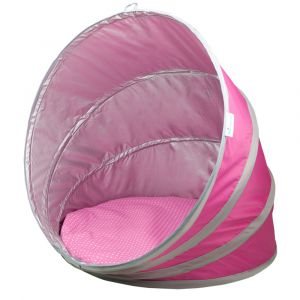 Strandtent UV Kinder Titanium Baby PJ4SNU Roze