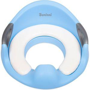 Toiletverkleiner Baninni Seat Buba Blue