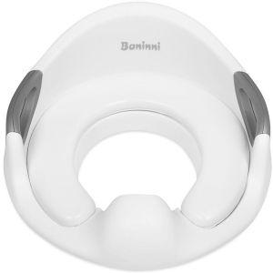 Toiletverkleiner Baninni Seat Buba White