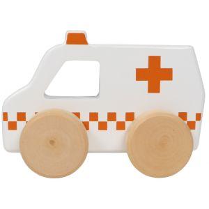 Houten Ambulance Tryco
