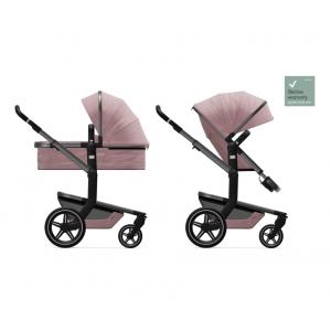 Kinderwagen Joolz Day+ Premium Pink + Gratis Wipstoel