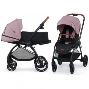 Kinderwagen Kinderkraft Evolution Cocoon 2-in-1 Marvelous Pink