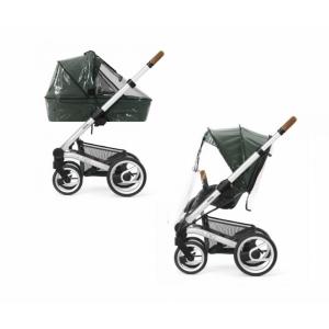 SET | Regenhoezen Mutsy Nio Reiswieg + Wandelwagen