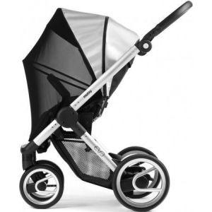 UV-Zonnekap voor Kinderwagen Mutsy Evo Wandelwagen
