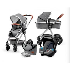 Kinderwagen Kinderkraft Veo 3in1 Grey