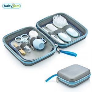 Verzorgingsset Babyjem 9-delig Blauw
