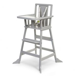 Kinderstoel Childhome Vintage Stone Grey