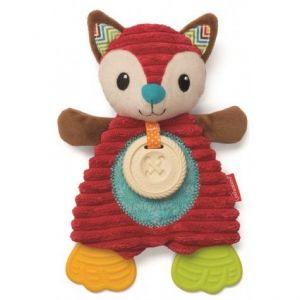 Infantino Gogaga Cuddly Teether Fox