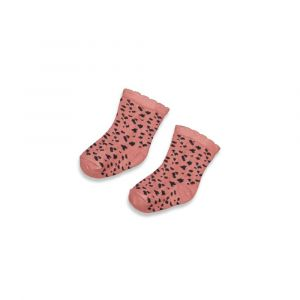 Sokjes Feetje FECJUN21 Full of Love Terra Pink