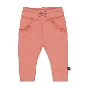Broek Feetje FECJUN21 Full of Love Terra Pink
