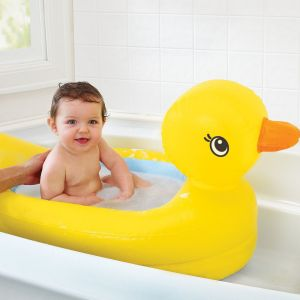 Munchkin | Munchkin White Hot Inflatable Duck Tub 011054