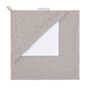 Omslagdoek Baby's Only Chenille Reef Urban Taupe
