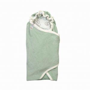 Wrapper Lodger Wikkeldeken Empire Silt Green