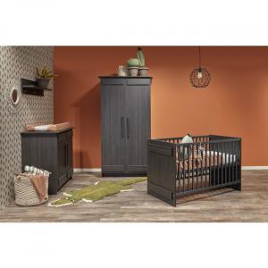Babykamer Xem inclusief Wandrek