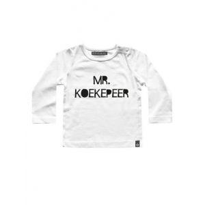 Longsleeve Your Wishes | Mr. Koekepeer Wit