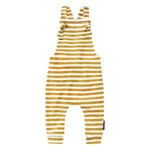 Salopette Your Wishes Ochre Stripes