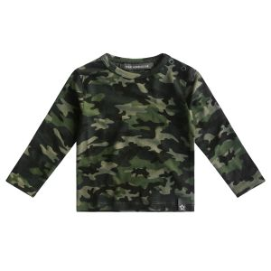 Longsleeve Your Wishes Army Desk Green