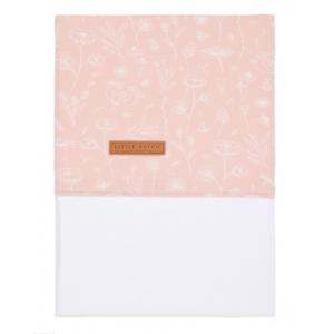 Laken Wieg Little Dutch Wild Flowers Pink