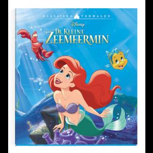 Boek Deltas Uitgeverij - Disney De Kleine Zeemeermin